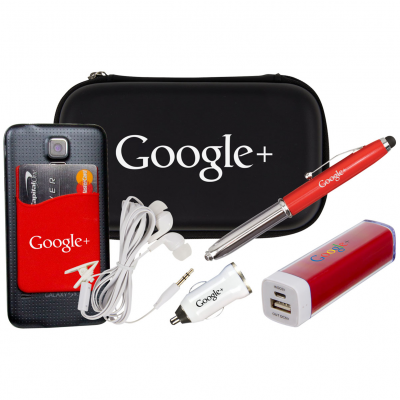Platinum Portable Phone Accessory Kit