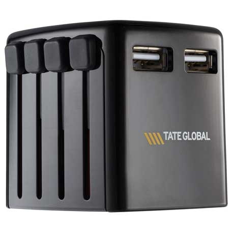 SKROSS World Travel USB Charger Adapter