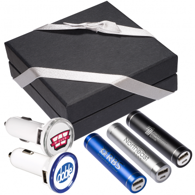 Value Emergency Chargers Gift Set
