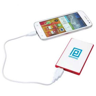 Slim Credit Card 2000 mAh Power Bank