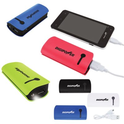 Two-Tone Mega Capacity Power Bank Charge