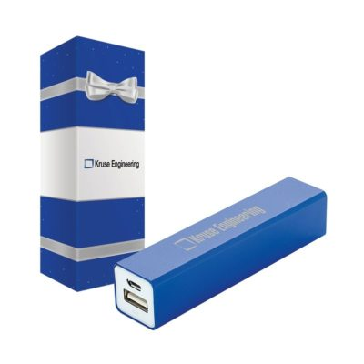 Omega Mobile Power Bank & Packaging