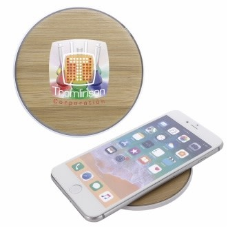 Good Value® Natural Wireless Charging Pad