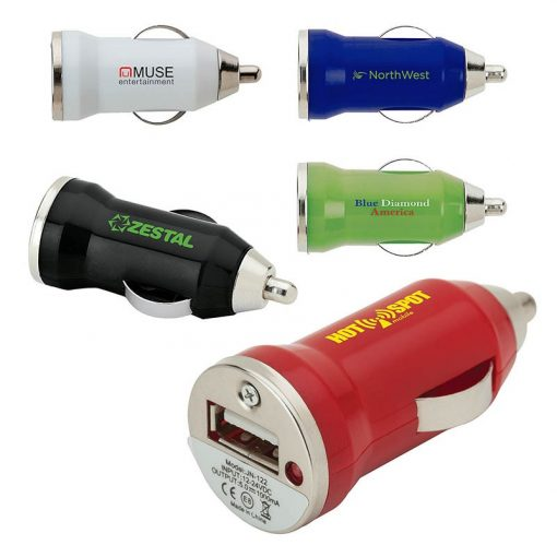Luca USB Car Charger