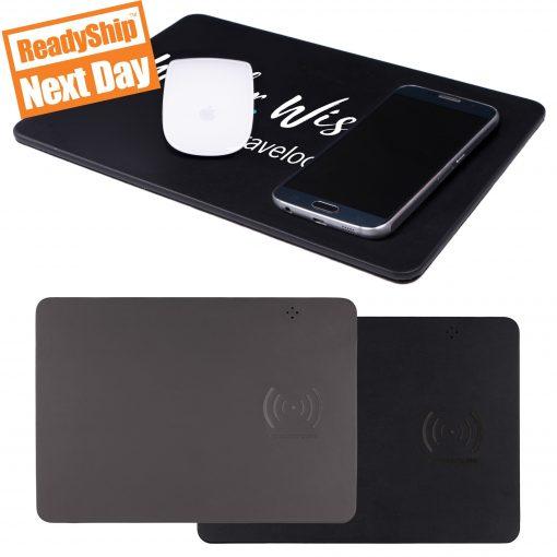 Qi Mousepad Large