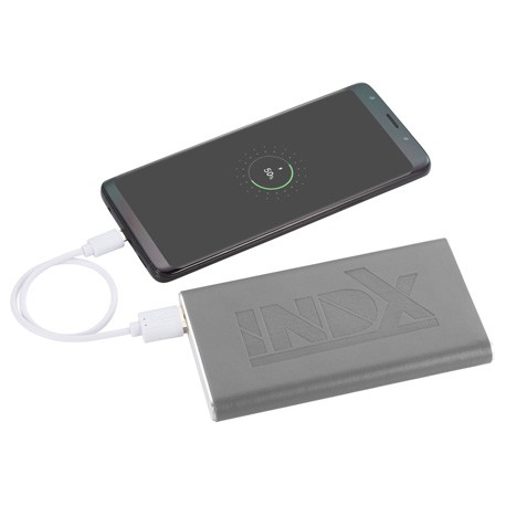 UL Listed Pedova 6000 mAh Power Bank with Wrap