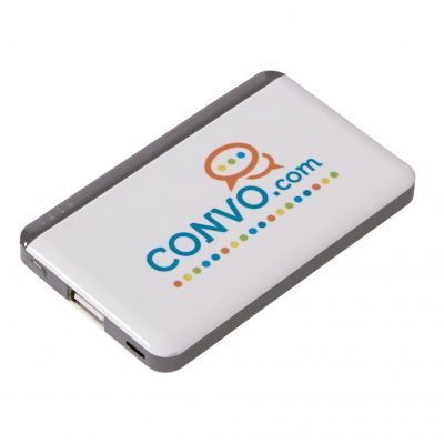 Credit Card Power Bank 2200