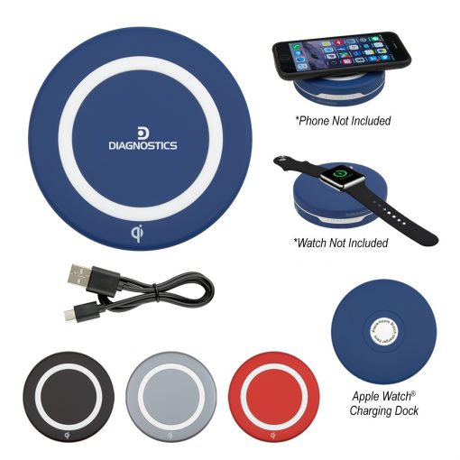 Phone And Watch Wireless Power Bank