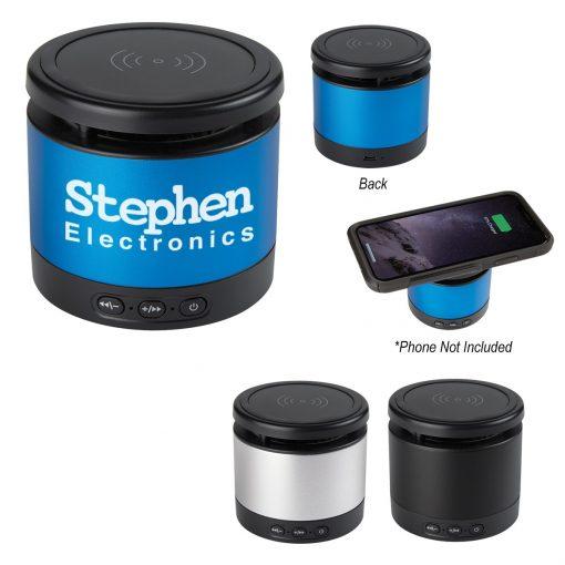 Resonance Speaker & Wireless Charger