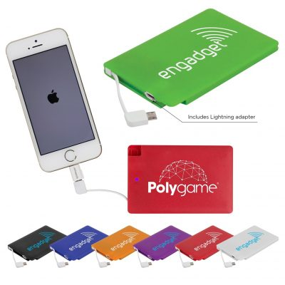 Cordless iPhone Power Bank