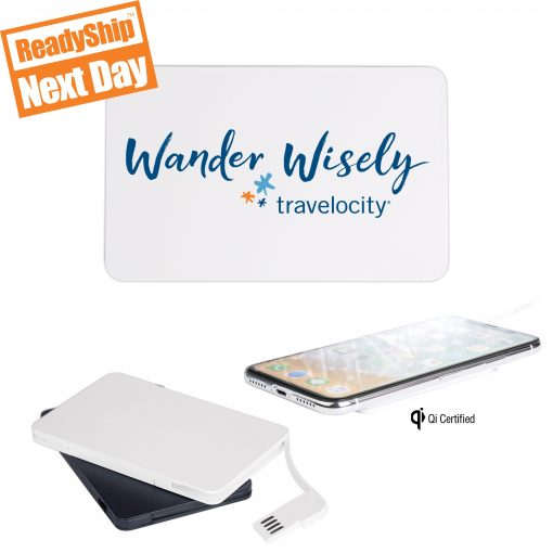 Qi Card Wireless Charger - Qi Certified