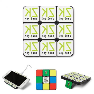Rubik's® Wireless Charging Pad