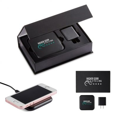 Fast Charge Wireless Charging Set