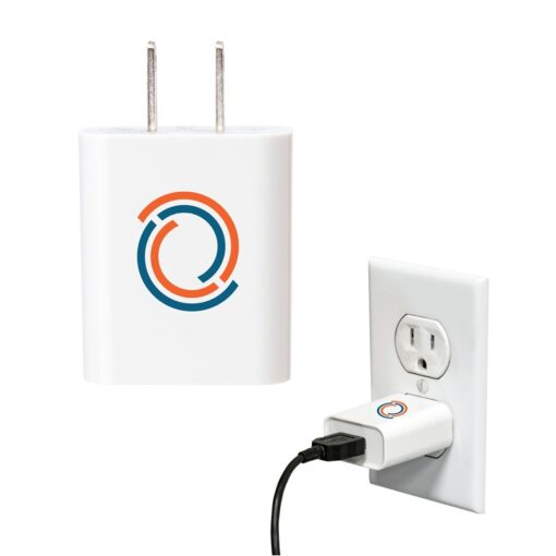 Bolt 2.4A USB Wall Charger